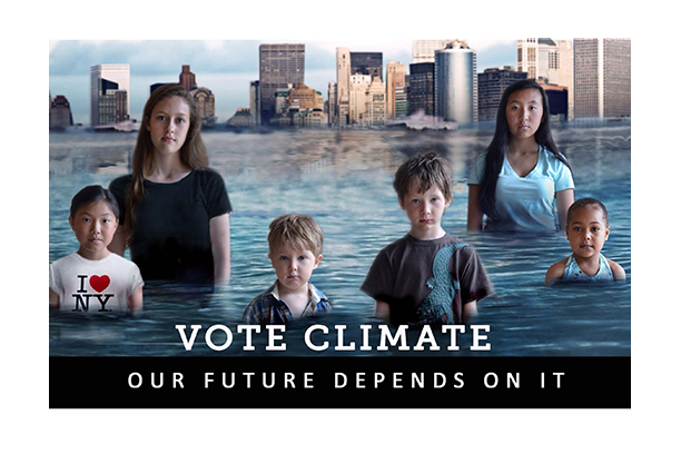 Logo for Vote Climate